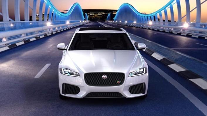 Jaguar XF 2020 Exterior 006