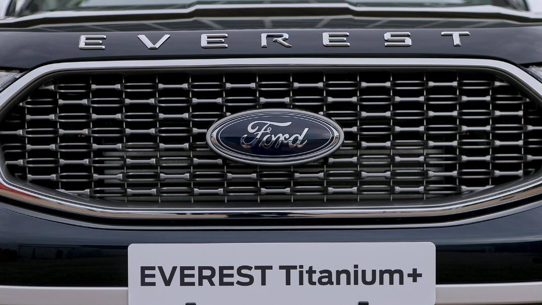 2021 Ford Everest Titanium+ Exterior 022