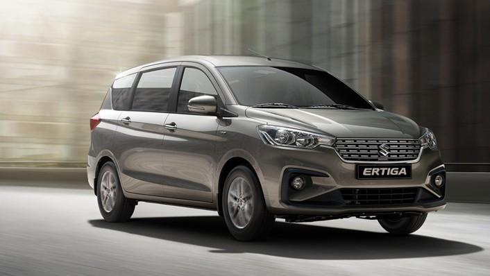 Suzuki Ertiga 2020 Exterior 006