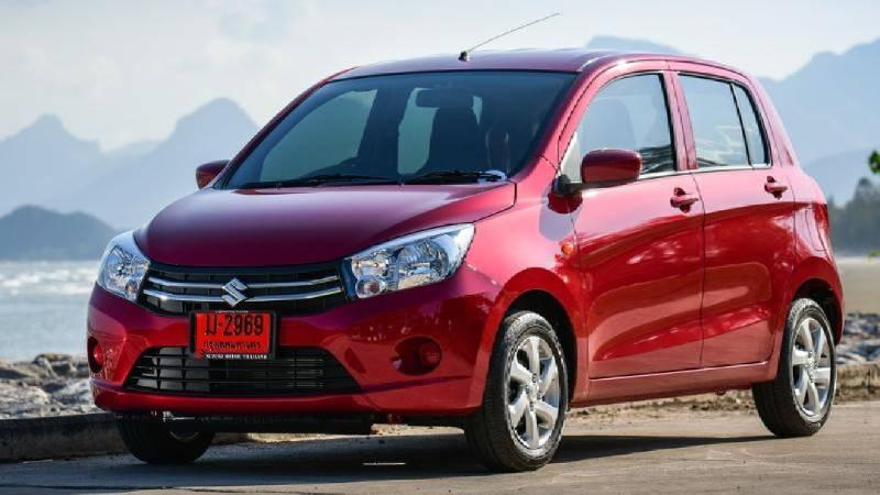 รวม 5 อันดับรถป้ายแดงถูกสุดในไทย ที่ใช้เกียร์ออโต้เท่านั้น อัพเดตราคารถใหม่ล่าสุดปี 2021 02
