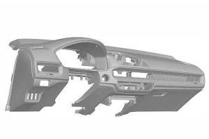 หลุดต่อเนื่อง ห้องโดยสาร 2021 Honda Civic ย้ายหน้าจอตั้งบนคอนโซลเน้นความเรียบหรู