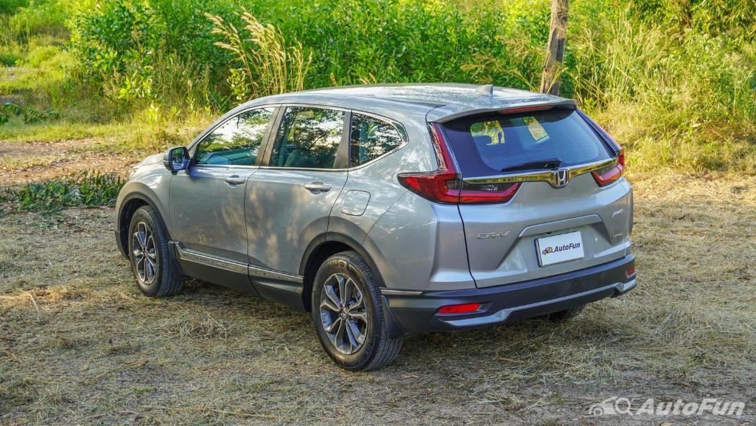 2020 1.6 Honda CR-V DT-EL 4WD Exterior 037