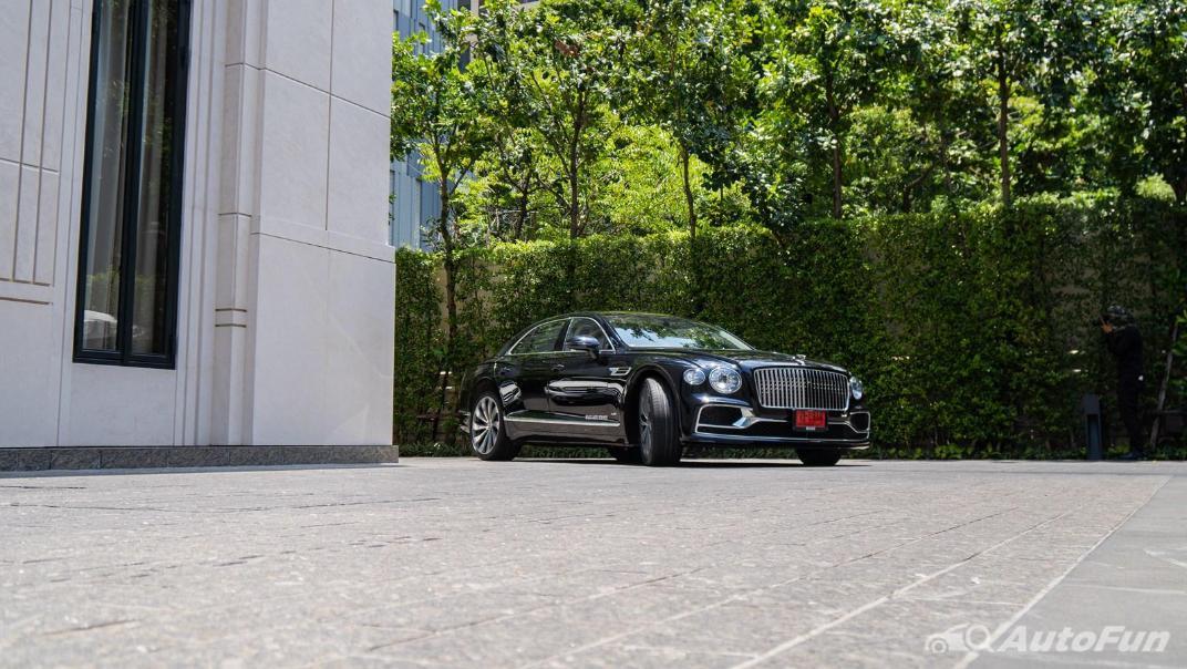 2020 Bentley Flying Spur 6.0L W12 Exterior 046