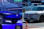 จับสังเกต 2021 Honda HR-V สัดส่วนทรวดทรงคล้ายรถต้นแบบพลังไฟฟ้ารุ่นใหม่