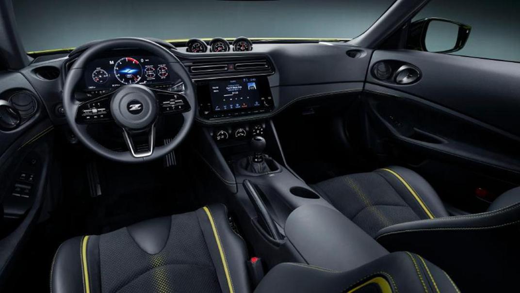 2020 Nissan Z Proto International Version Interior 001