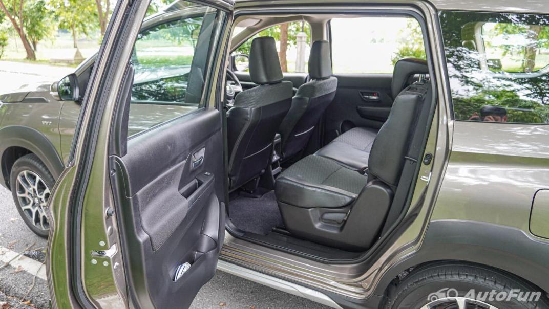 2020 1.5 Suzuki XL7 GLX Interior 030