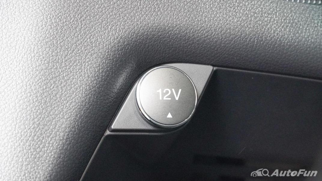 2021 Ford Everest Titanium+ Interior 022