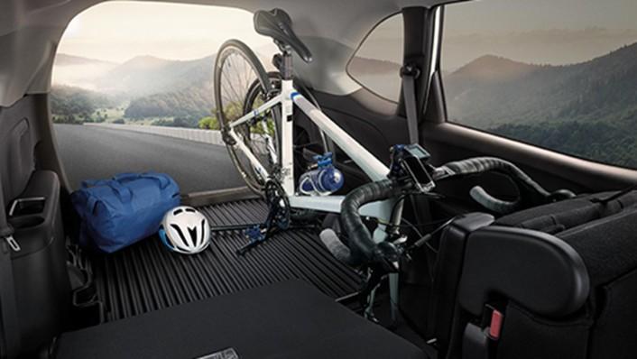 Honda BR-V 2020 Interior 008