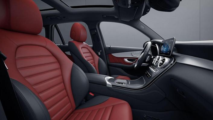 Mercedes-Benz GLC-Class 2020 Interior 007