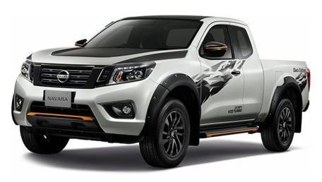 2021 Nissan Navara King Cab 2.5 CALIBRE E 6MT BLACK EDITION ราคารถ, รีวิว, สเปค, รูปภาพรถในประเทศไทย | AutoFun