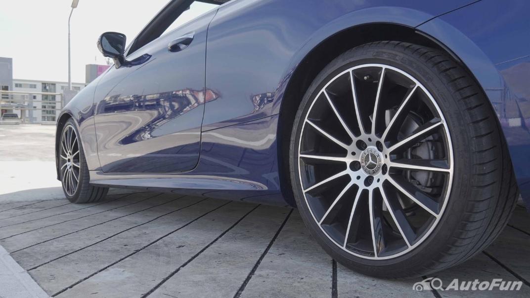 2021 Mercedes-Benz E-Class Cabriolet E 200 AMG Dynamic Exterior 051