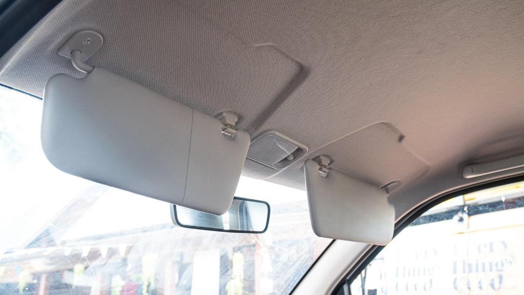 2020 Wuling Mini EV Interior 031