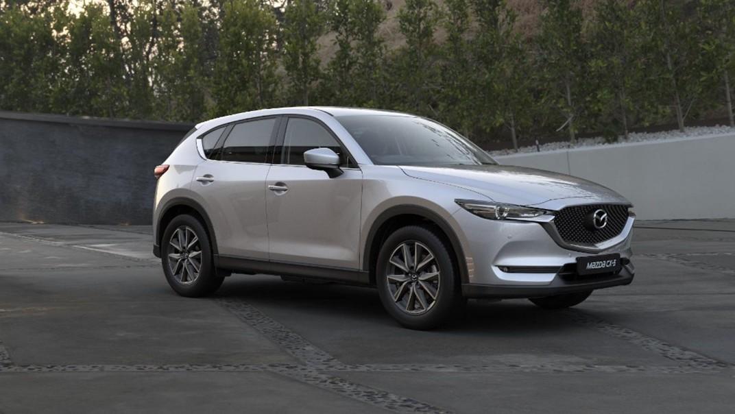 Mazda CX-5 2020 Exterior 004
