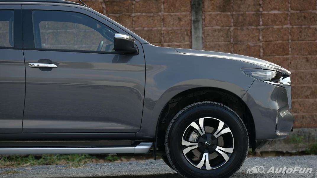 2021 Mazda BT-50 Pro Double Cab 3.0 SP 6AT 4x4 Exterior 021
