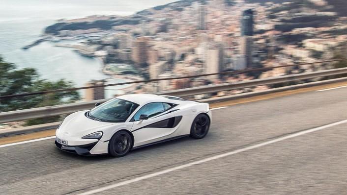 McLaren 540C 2020 Exterior 001