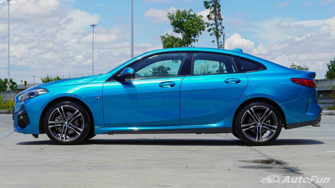 2020 BMW 2-Series-Gran Coupé 1.5 218i M Sport Exterior 008