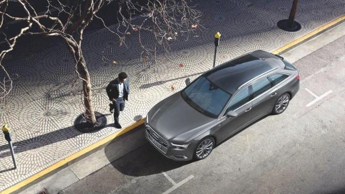 Audi A6 Avant Public 2020 Exterior 001