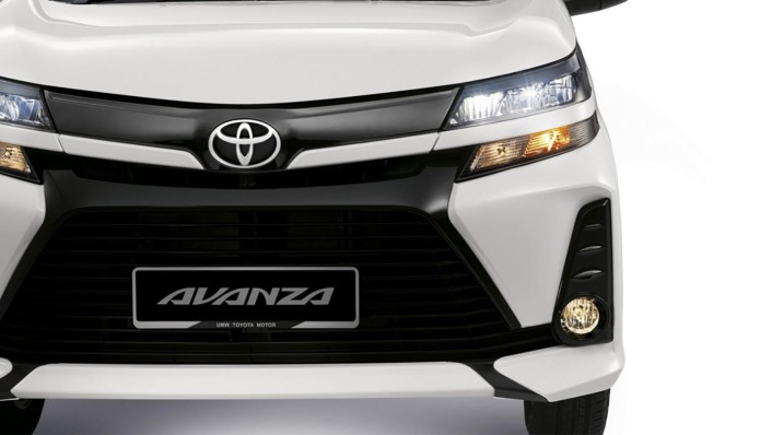 Toyota Avanza Public 2020 Exterior 003