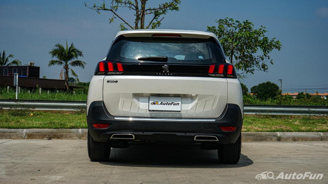 2020 Peugeot 5008 1.6 Allure Exterior 008