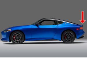 นักออกแบบยอมรับว่า 2022 Nissan Z น่าเกลียดตรงสปอยเลอร์ พัฒนาโดยมี Supra เป็นไอดอล