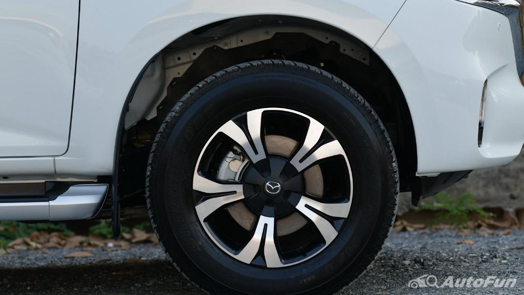 2021 Mazda BT-50 Pro Double Cab 1.9 SP Hi-Racer 6AT Exterior 021