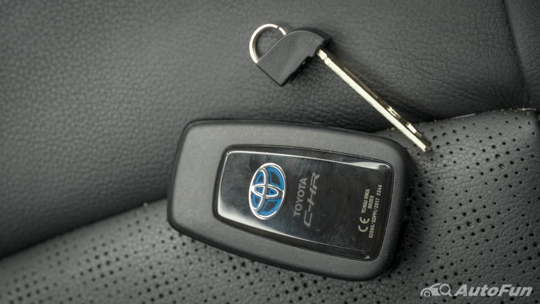 2021 Toyota C-HR Hybrid Premium Safety Others 006