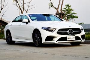 ชมคันจริง 2021 Mercedes-Benz CLS 220d AMG Premium ค่าตัว 4.329 ล้านบาท กับของเล่นที่เพิ่ม-ลดหลายรายการ