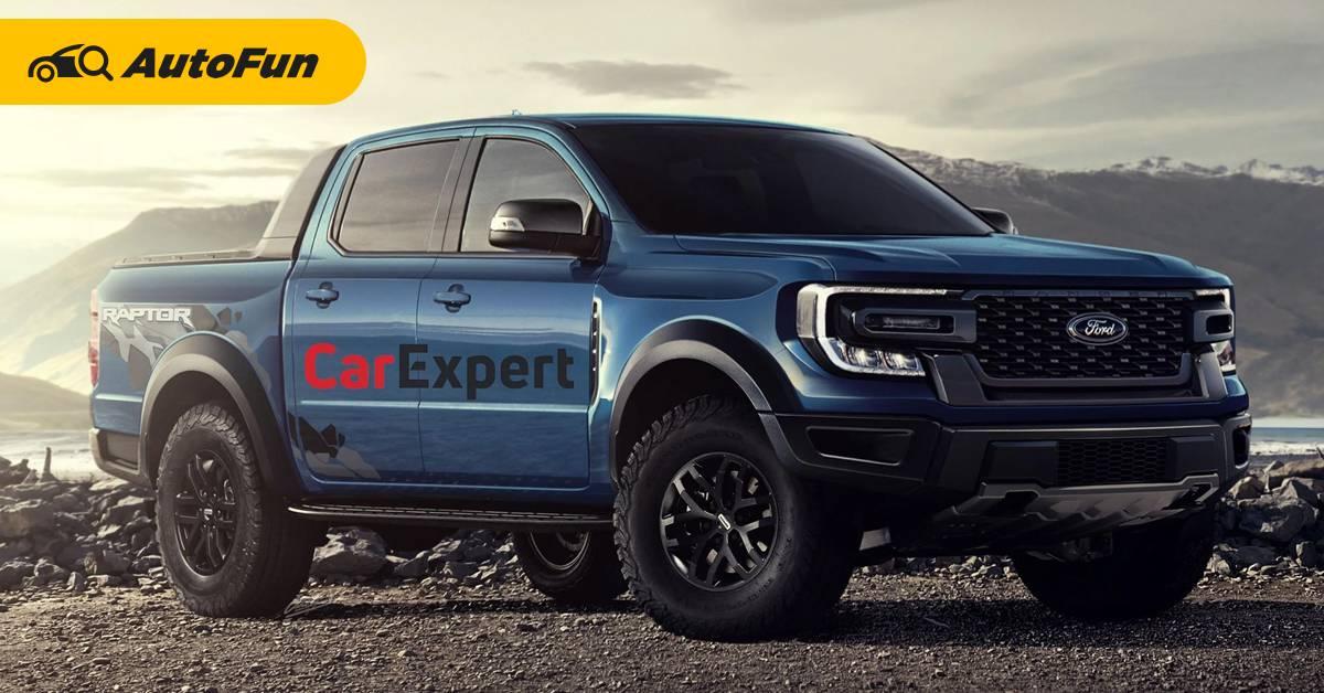 เผย 2022 Ford Everest และ Ranger ใหม่อาจใช้จอทัชสกรีนมหึมา 15.1 นิ้ว! 01