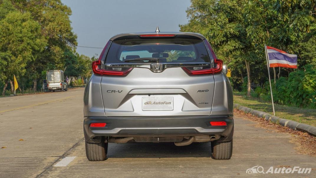 2020 1.6 Honda CR-V DT-EL 4WD Exterior 006