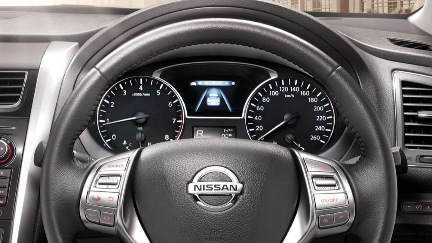 Nissan Teana Public 2020 Interior 002