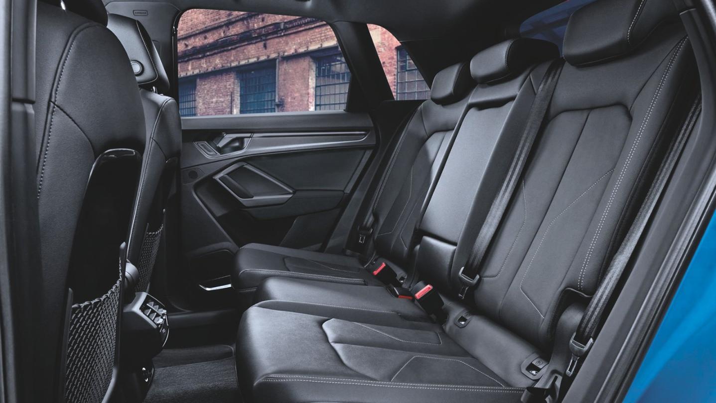 Audi Q3 2020 Interior 008