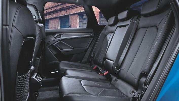 Audi Q3 Public 2020 Interior 008