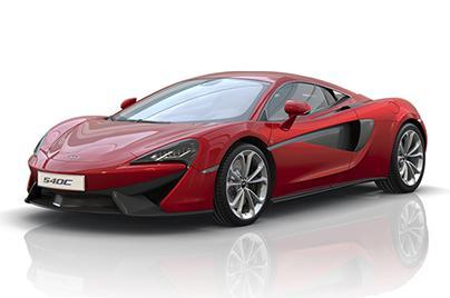 2020 McLaren 540C 3.8L V8