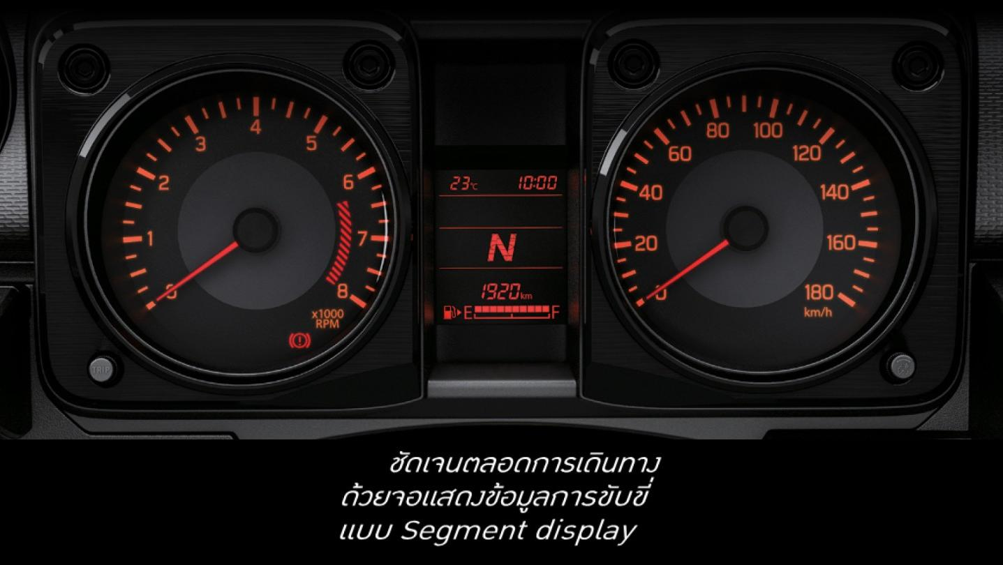 Suzuki Jimny 2020 Interior 003