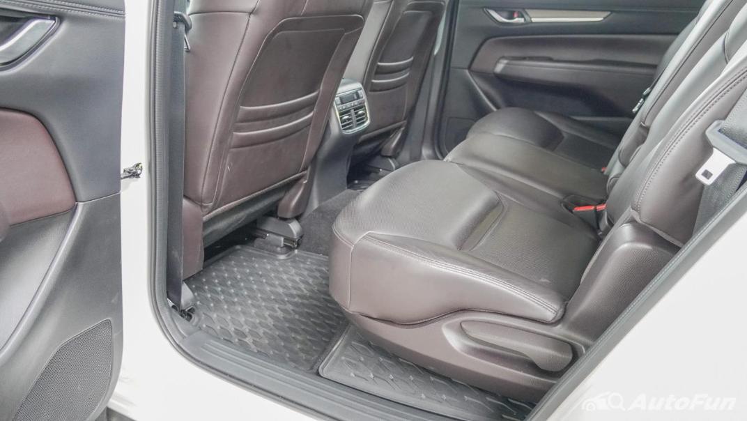 2020 2.5 Mazda CX-8 Skyactiv-G SP Interior 044