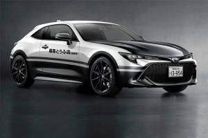 2021 Toyota Corolla สวมวิญญาณ AE86 เสริมความหล่อจนน่าเลียนแบบ