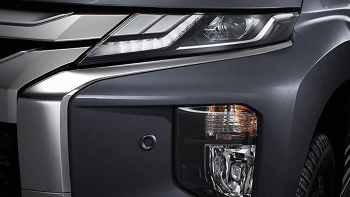 Mitsubishi Triton Public 2020 Exterior 009