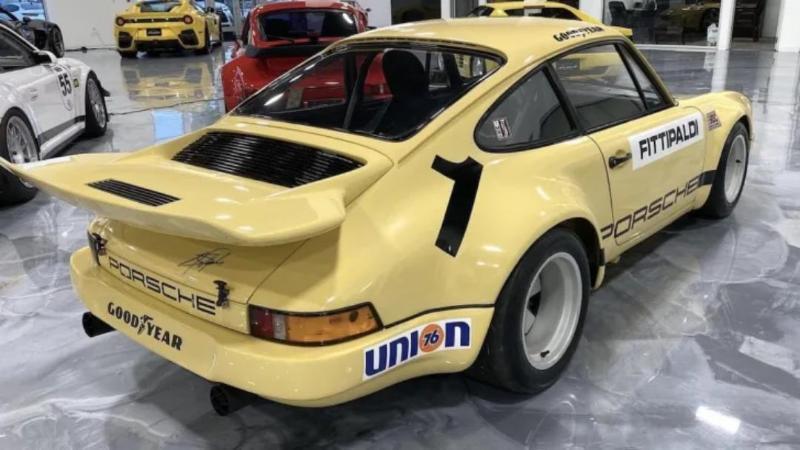 1974 Porsche 911 RSR ของเจ้าพ่อวงการยา Pablo Escobar วางขายกันแล้วในราคา 67 ล้านบาท 02