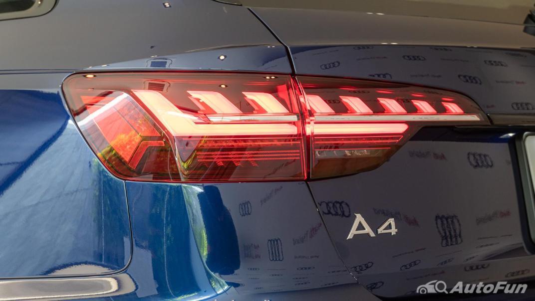 2020 Audi A4 Avant 2.0 45 TFSI Quattro S Line Black Edition Exterior 101