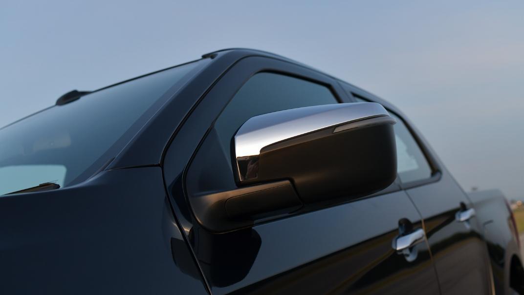 2021 Mazda BT-50 Double cab Upcoming Version Exterior 015