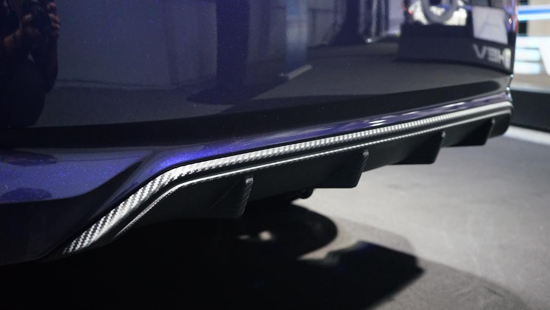 2021 Honda City e:HEV RS Exterior 091