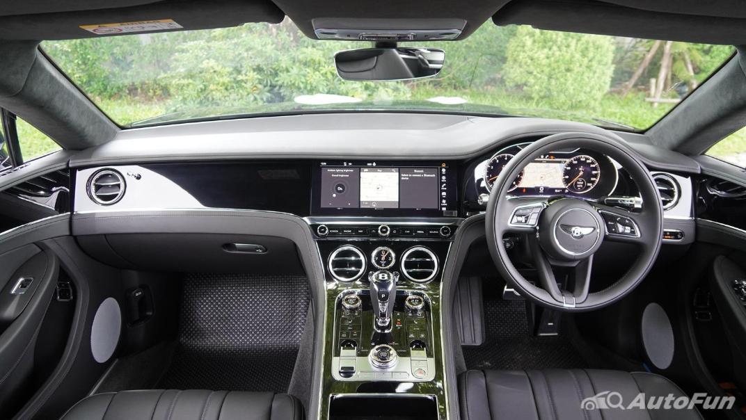 2020 Bentley Continental-GT 4.0 V8 Interior 001