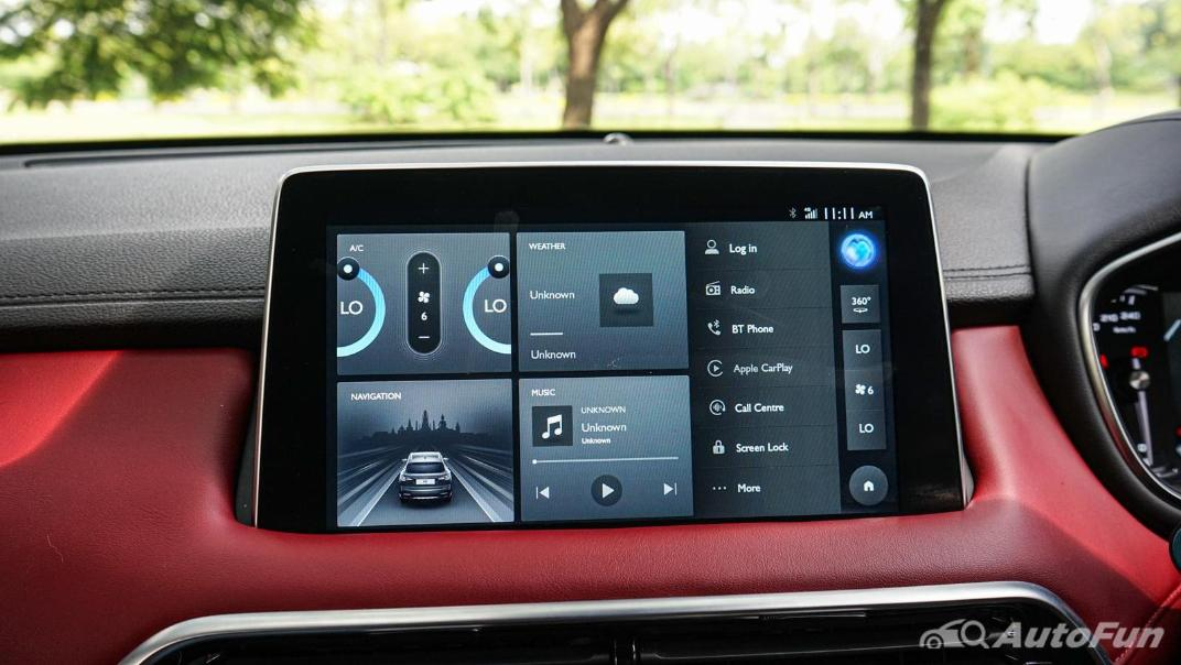2020 MG HS 1.5 Turbo X Interior 016