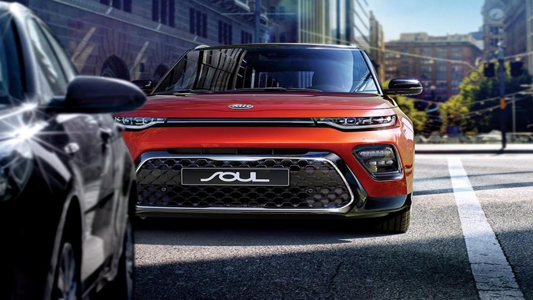 Kia Soul EV 2020 Exterior 017