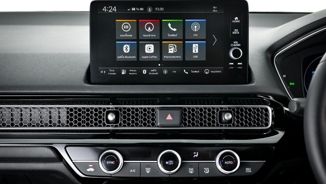 2022 Honda Civic RS Interior 060