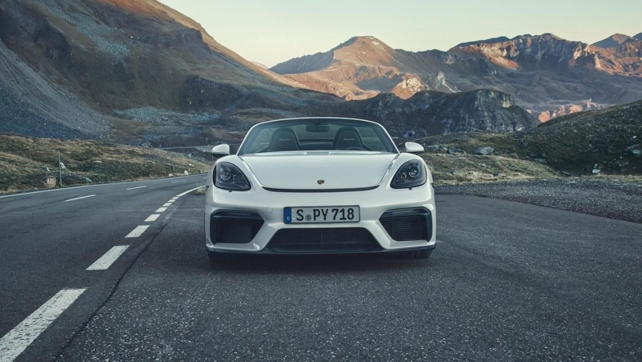 Porsche 718 2020 Exterior 006