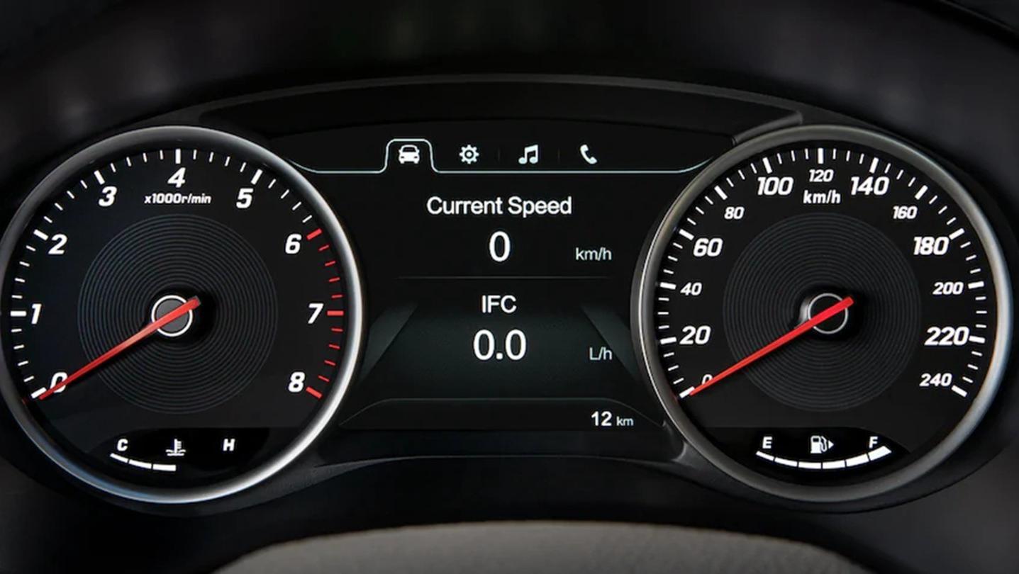 Chevrolet Captiva 2020 Interior 002