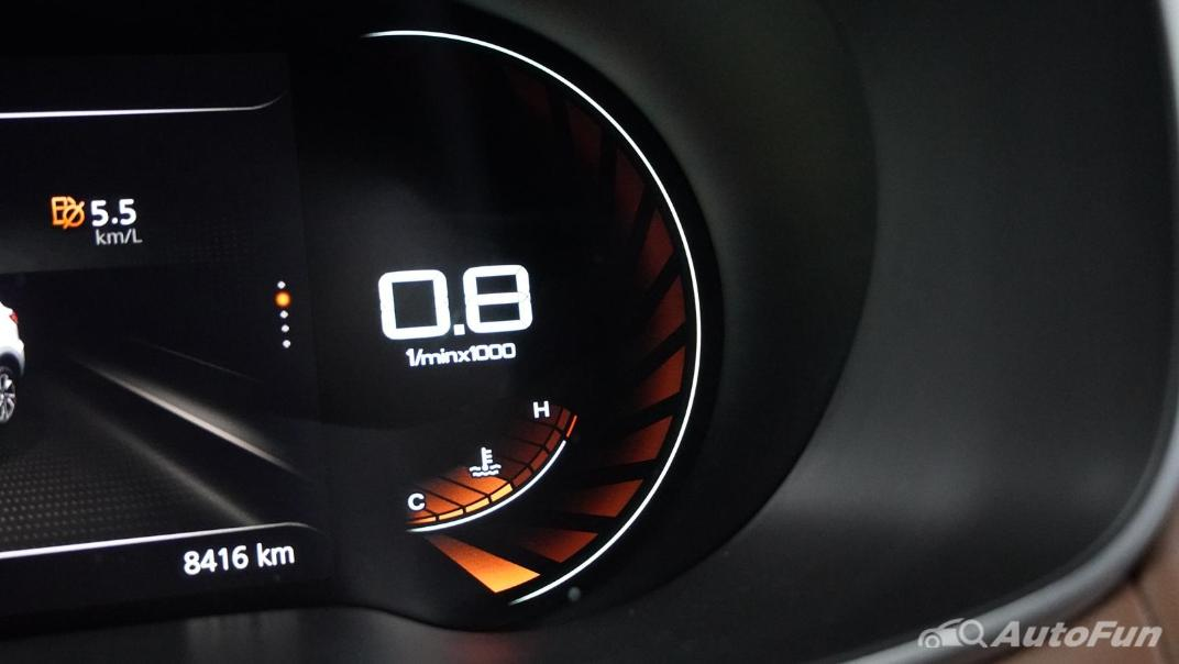 2020 MG ZS 1.5L X Plus Interior 015