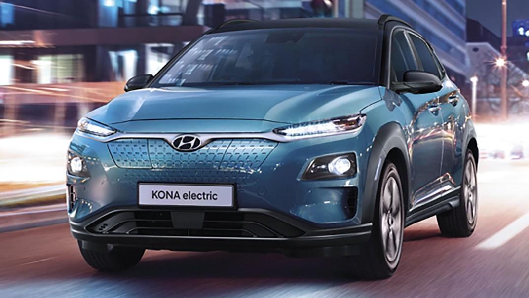 Hyundai Kona 2020 Exterior 002