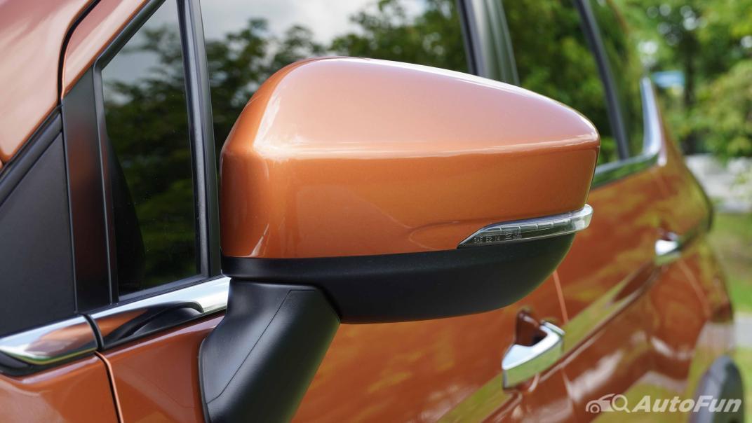 2020 Mitsubishi Xpander 1.5 Cross AT Exterior 021